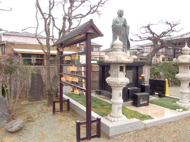 日蓮宗 霊園